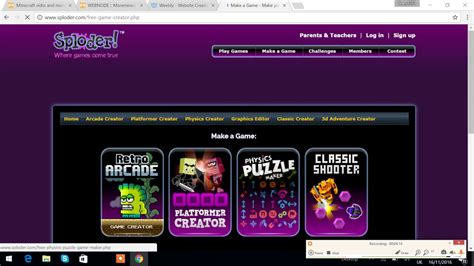 best website makers how to creat your own game and website top best website