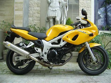 1999 Suzuki Sv650 1999 Suzuki Sv650 Photo By Bikefinder Co Za
