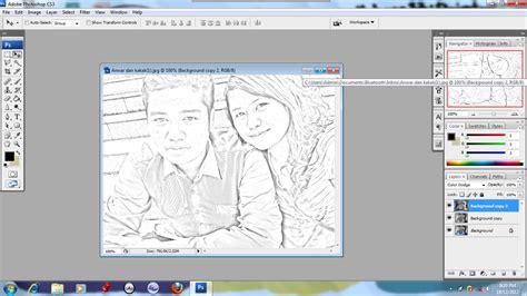 tutorial photoshop edit foto jadi lukisan cara merubah foto menjadi lukisan dengan photoshop