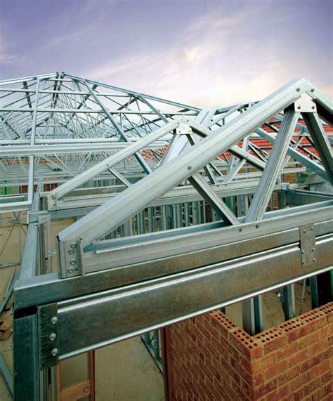light gauge steel truss system dili building solution ii products gt steel truss solution