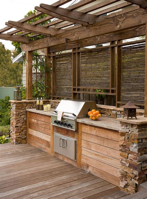 rustic outdoor kitchen ideas 25 outdoor kitchen design and ideas for your stunning