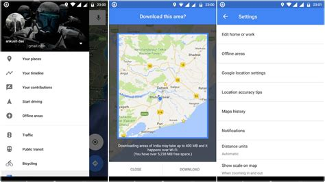 best android navigation app best navigation apps for android ubergizmo