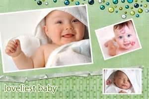 baby photo album design templates www pixshark