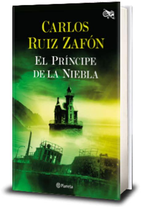 libro el prncipe de la el pr 237 ncipe de la niebla el libro de tus sue 241 os