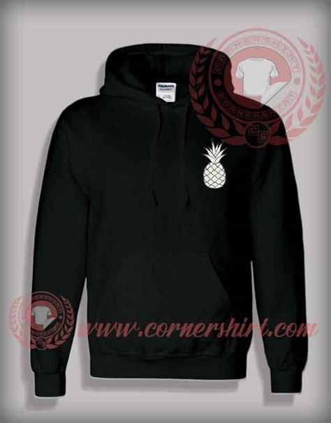 Pineapple Hoodie pineapple hoodie custom design shirts on sale cornershirt
