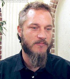 how to shape a beard like travis fimmel tumblr n6org2xctm1qj3iago1 250 gif