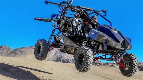 Go Anywhere Vehicles by Three Awesome Vehicles That Go Anywhere
