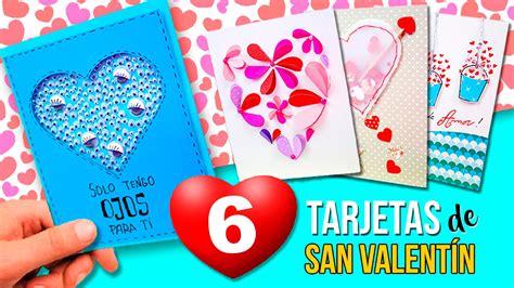 como hacer manualidades de san valentin 15 manualidades 6 originales tarjetas san valentin f 193 ciles de pinterest