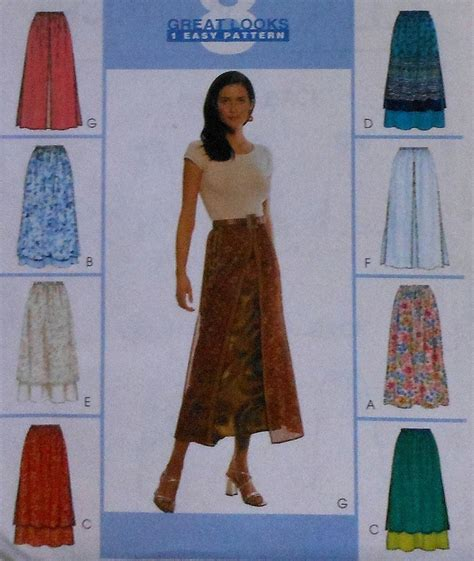 sewing pattern long skirt long skirt with overskirt sewing pattern costura pinterest