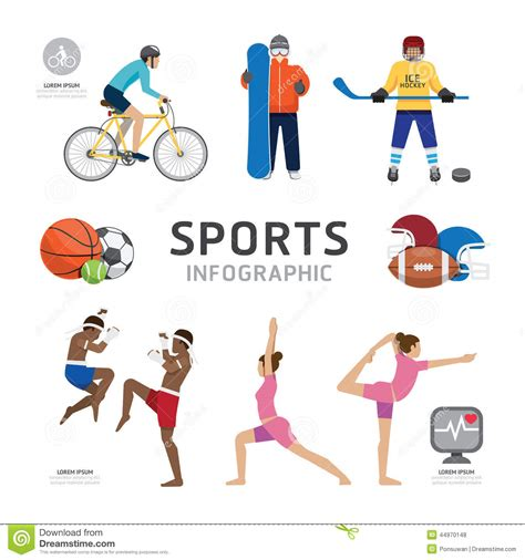 sports infographics templates professional high