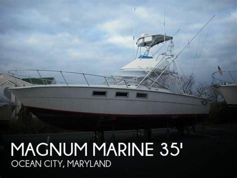 pontoon boats for sale ocean city md sold magnum marine 35 maltese boat in ocean city md 053973