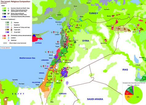middle east map vox syria religious map