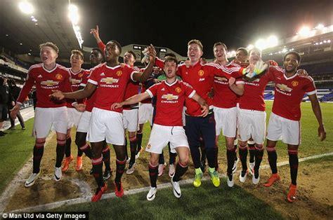 epl under 23 table tottenham u21s 2 3 manchester united u21s red devils