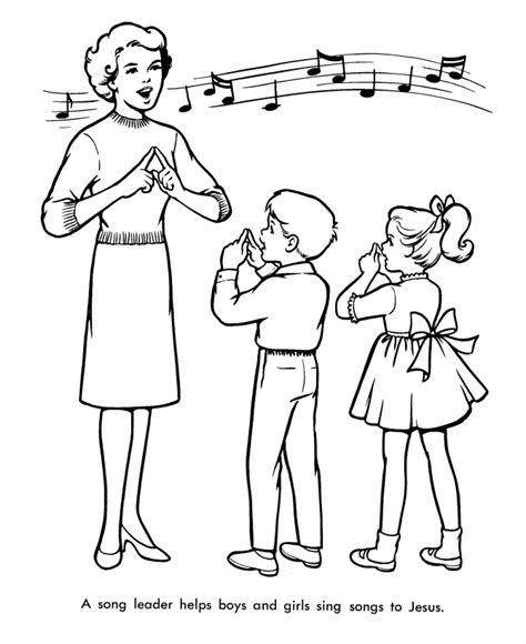 easter coloring pages for children s church church coloring pages children sing easter songs