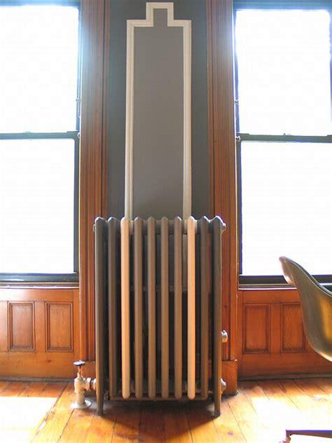 paint the radiator