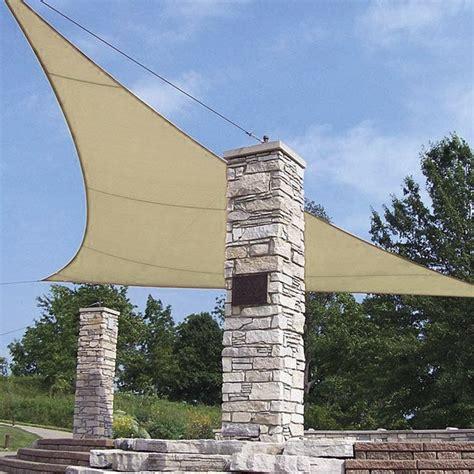 vela tenda tenda vela triangolare verdelook biacchi ettore