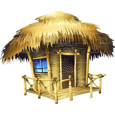 tiki hut drawing tiki hut vector www imgkid the image kid has it
