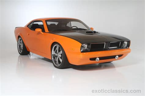 one 2008 dodge concept cuda could be yours gtspirit