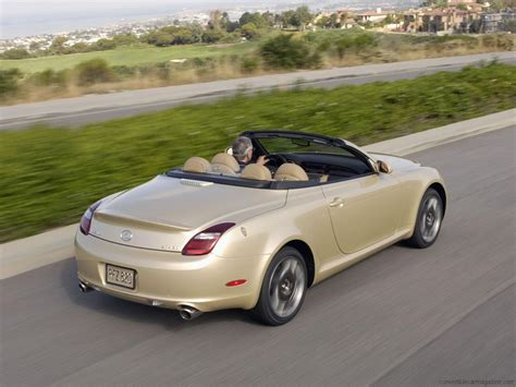 convertible lexus lexus sc430 convertible buying guide