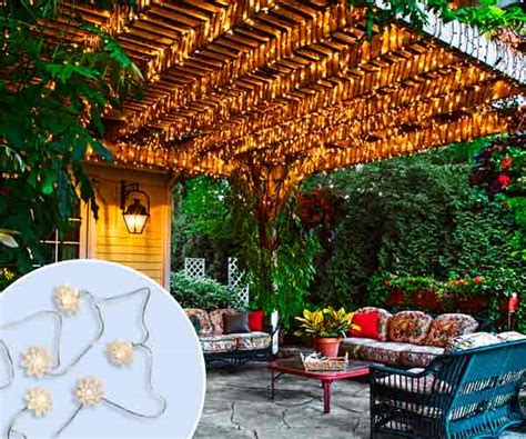 june wrap a pergola with string lights 88 quick and
