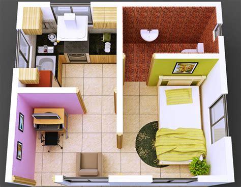 gambar desain kamar kos minimalis 11 contoh gambar desain rumah kost minimalis sederhana