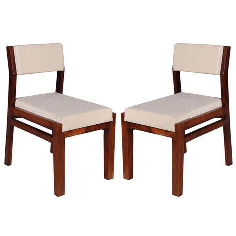 Sheesham Wood Dining Chairs Set Of 2 Sheesham Wood Dining Chair In Honey Buy At Best Price In India On Snapdeal