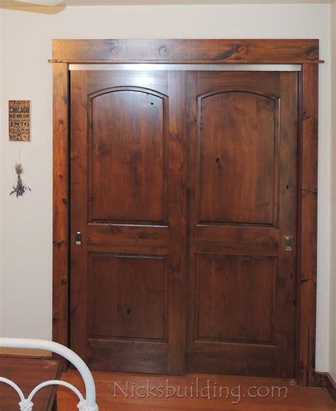 knotty alder interior door rustic doors rustic interior knotty alder doors