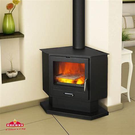 Wood Burning Stove And Wood Burning Stoves On Pinterest Corner Wood Burning Fireplace