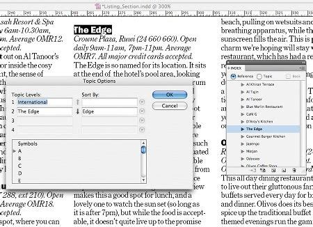 creating indesign index 119 best images about design adobe indesign on pinterest