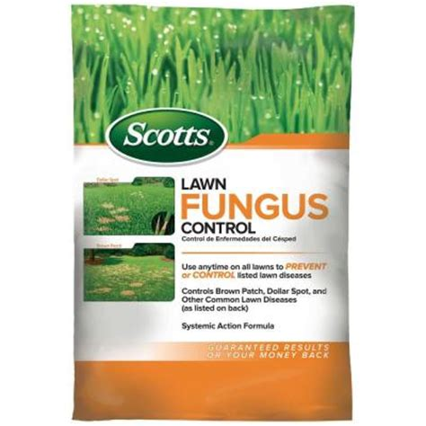 grass patches home depot scotts 6 75 lb ready to use lawn fungus 37605b
