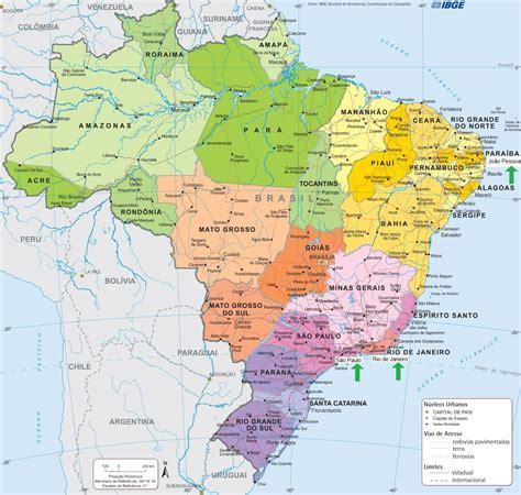 joao pessoa brazil map
