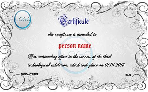 certificate template maker certificate maker certificates templates free