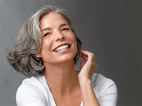 best hair style product grey hair the best hairstyles for 60 southern living