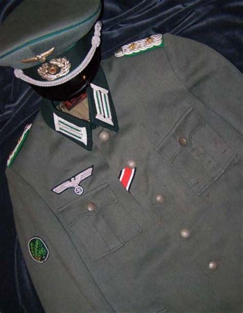 Tunik Ribbone heer tunic jaeger oberst