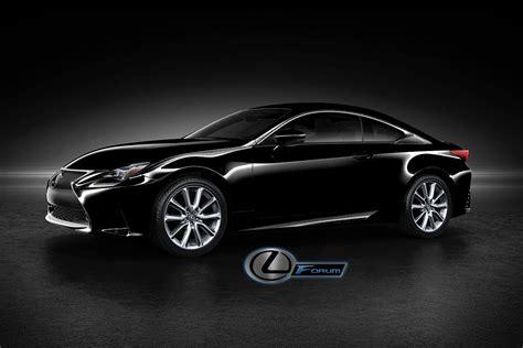 lexus rc 350 blacked photoshop blue and black rc350 clublexus lexus forum