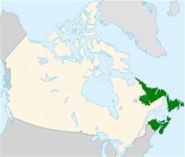 universities in canada map atlantic canada