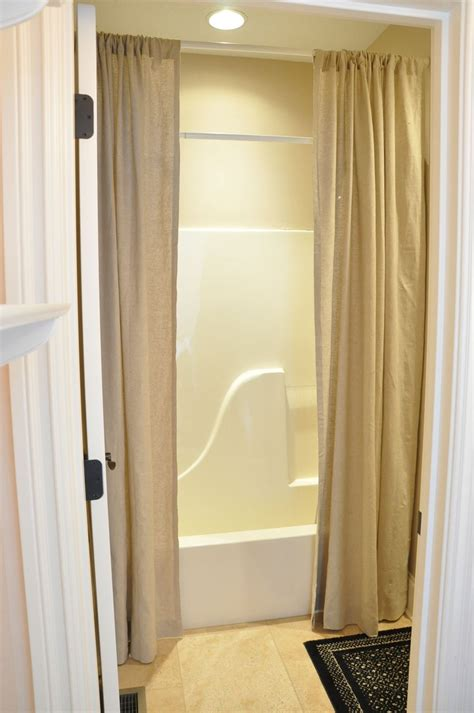 Tall Shower Curtains Simple Home Decoration