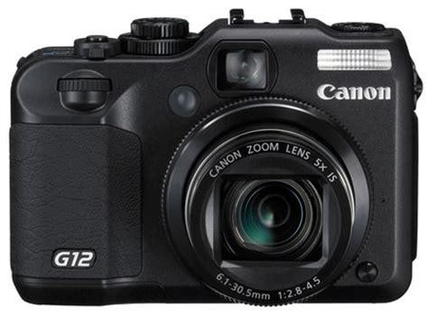 Canon Powershot G12 Hs Made In Japan Original Set canon powershot g12 g series model to feature canon