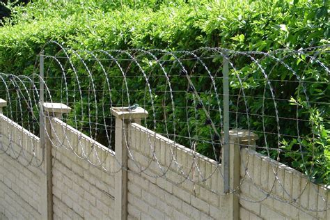 Home Security Electric Fence Mandela S South Africa Gated Neighborhoods And