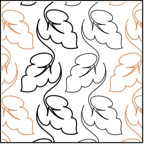 printable quilting stencils monstera free printable panto quilting designs pinterest