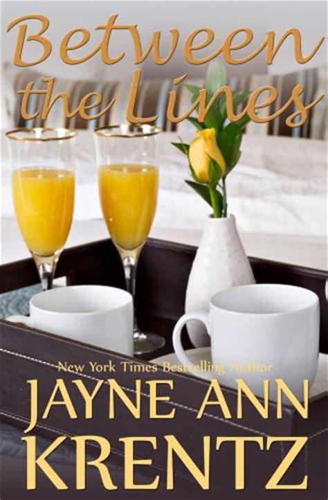 Novel Talents Jayne Krentz Harlequin between the lines jayne krentz