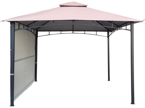 Metall Pavillon 3x3 by Haveson Seitenteil F 252 R Pavillon 3x3 M Nr 452354 Kaufen