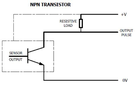 npn transistor flow flow meter output selecting the optimum output for your flowmeter