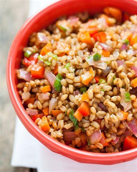 ina garten picnic wheatberry salad recipe barefoot contessa picnics and