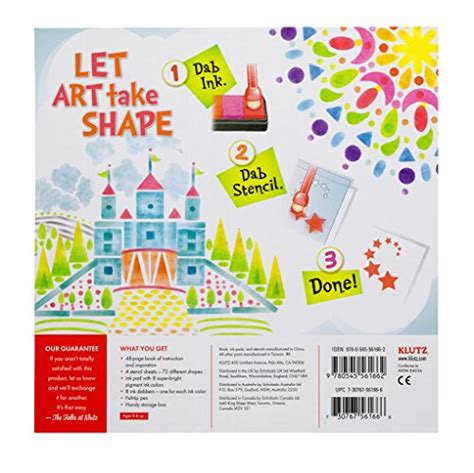 Klutz Stencil Book Kit by Klutz Stencil Book Kit Epic Toys