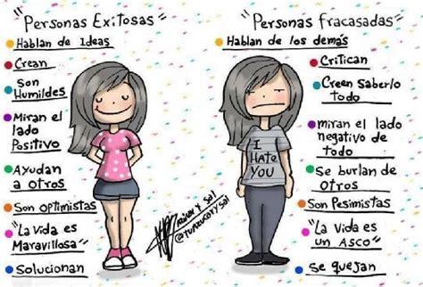 imagenes positivas y negativas personas positivas vs personas negativas