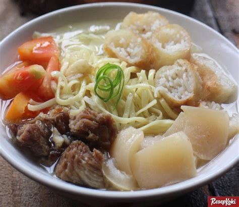 jenis soto khas indonesia    favorit