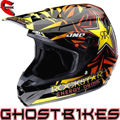 rockstar motocross helmets rockstar dirt bike helmets