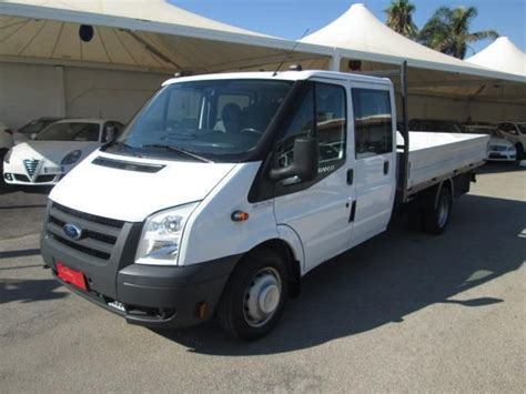 ford transit doppia cabina sold ford transit doppia cabina ca used cars for sale