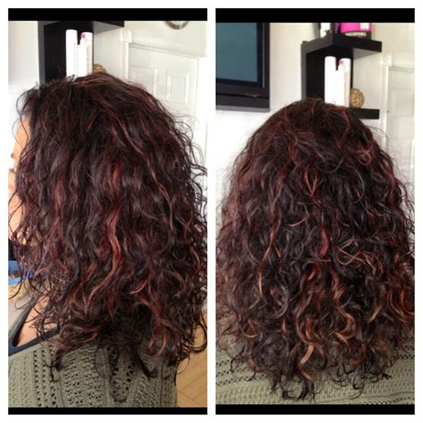 dark hair with mahogany highlights pinterest discover and save creative ideas